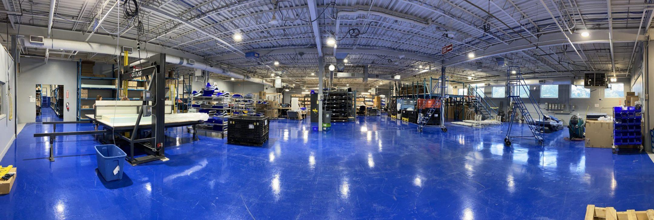 Blake Medical Production Area